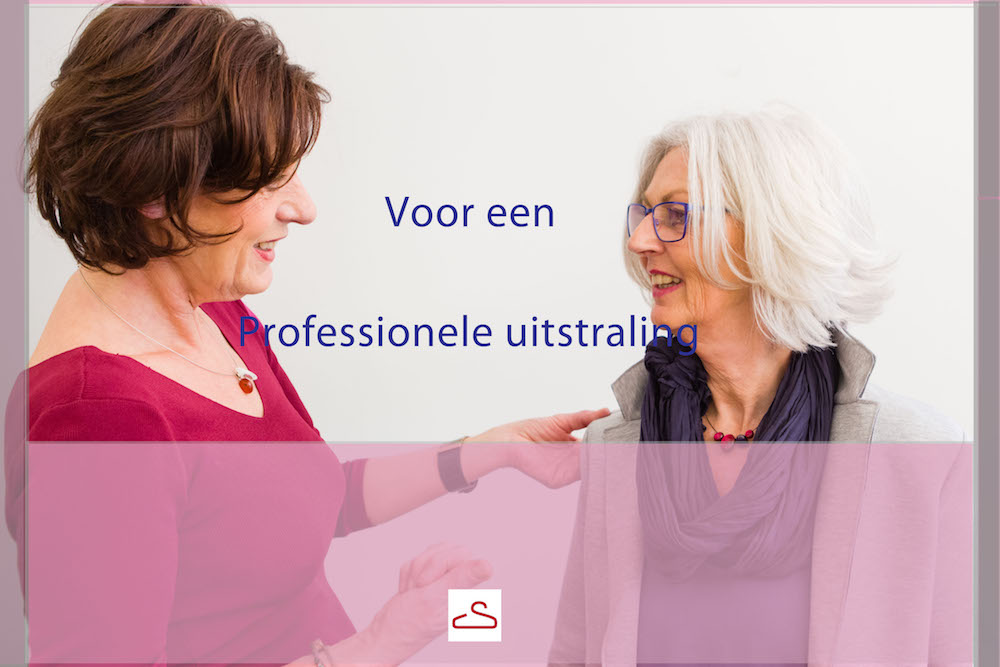 ankerstyling tryout professionele uitstraling